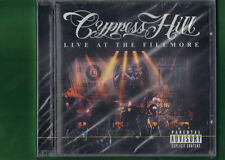 CYPRESS HILL - LIVE AT THE FILLMORE CD NUOVO SIGILLATO