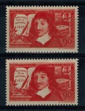 (a21 27) timbres France n° 341/342 neufs** année 1937