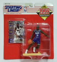 GLENN ROBINSON Milwaukee Bucks SLU NBA Starting Lineup 1995 Action Figure & Card