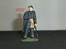 BRITAINS 17927 ACW UNION GENERAL GEORGE MCCLELLAN METAL TOY SOLDIER FIGURE