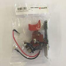 Interruttore X Würth S 10-A/BS10-A Art.5800100002/Bosch GSR/GSB10,8V 1607233485