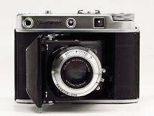 Voigtländer Perkeo E or III w/Skopar 1:3.5 80mm - Case - Fine vintage condition