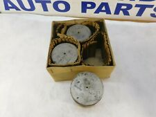 """Morris Minor Eight 918cc Side-Valve Pistons +.020"""" 3-pieces only NOS"""