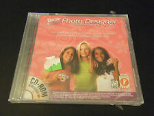 Barbie Photo Designer (PC, Windows 95) - BRAND NEW!!!!