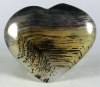 Natural polished Amazing Moss Agate Crystal Sphere Gemstone Reiki Heart Healing