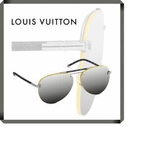 Louis Vuitton Clockwise Canvas Sunglasses Z1331E Special Edition Sonnenbrille