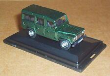 Oxford Diecast Land Rover Defender Verde 1:76 Escala Modelo Vehículo Coche de juguete