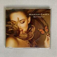 Mariah Carey - Butterfly Single CD Austrian Import Alternative Cover 1997
