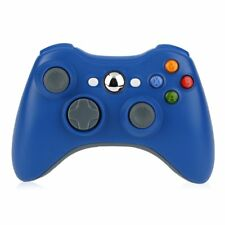 NEW Official Microsoft xbox 360 Wireless Controller Blue - BRAND NEW - US STOCK~