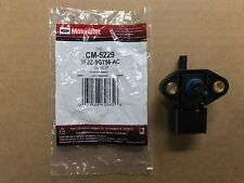 Genuine OEM Ford Motorcraft Fuel Injection Pressure Sensor CM-5229 3F2Z-9G756-AC