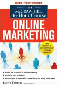 The McGraw-Hill 36-Hour Course  Online Marketing  McGraw-Hill 36-Hour