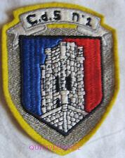 IN18247 - PATCH CENTRE DE SELECTION N°1