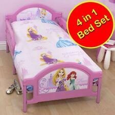 Parures de lit rose à motif Disney pour enfant