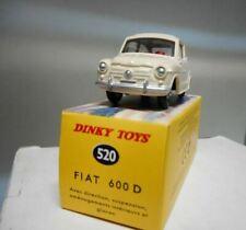 Fiat 600 D - Blanc - Dinky Toys (Atlas)