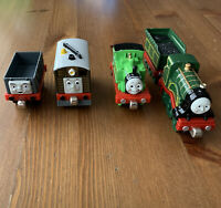 Thomas Train Diecast Metal Take Along N Play Lot Oliver Toby Emily Troublesome