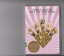 GIRLS ALOUD OUT OF CONTROL LIVE FROM THE O2 2009 DVD MUSIC CONCERT