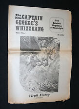 The Captain George's Whizzbang Vol.1 #4 (Grade: Fine) 1968