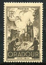 STAMP / TIMBRE FRANCE NEUF N° 742 **  ORADOUR SUR GLANE