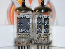 NOS MATCHED PAIR Ei 12AX7 ECC83 (TELEFUNKEN SUBTITUTE) AUDIOPHILE PRE-AMP TUBES