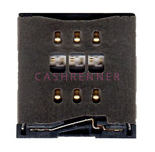 SIM Konnektor Karten Leser Halter Card Reader Connector Slot Apple iPhone 5