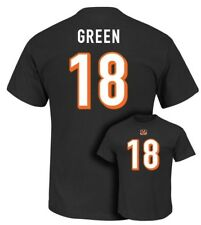 New NWT AJ A.J. Green Cincinnati Bengals Jersey Style T-Shirt Mens Size M Medium