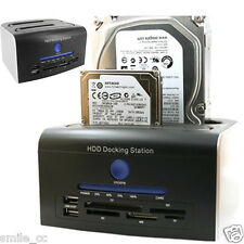 2.5/8.9cm Disco Rigido SATA HDD DOCKING STATION USB 3.0 + Clone OTB / Otc