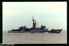 USS Truett  DE-1095/FF-1095/FFT-1095 postcard US Navy warship frigate