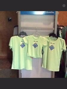 Columbia Youth PFG  Shirts
