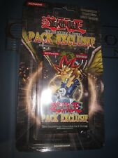 YU-GI-OH! BOOSTER PACK EXCLUSIF INTROUVABLE SOUS BLISTER OFFICIEL FRANCAIS RARE
