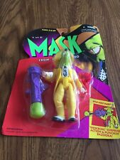 The Mask Wild Wolf Mask Action Figure by Kenner NIP NIB Jim Carey 1995 Movie new