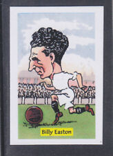 Fosse Collection - Soccer Stars 1919-1939 - # 43 Billy Easton - Swansea