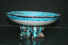 KARLSRUHER MAJOLIKA Art Deco Keramik ° Grotesken ° Design von Christian Heuser