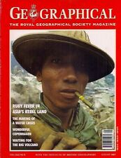 the geographical magazine-AUG 1997-RUBY FEVER IN ASIA'S REBEL LAND.