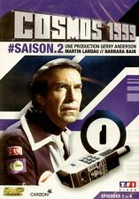 COSMOS 1999 SAISON 2 VOLUME 1 - EPISODES 1 A 4 /*/ DVD SERIE TV NEUF/CELLO