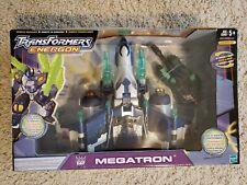Transformers EnergonMegatronin sealed box Wal Mart Exclusive
