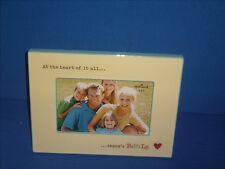 Hallmark Photo Frame~ At The Heart Of It All...Family
