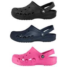 Crocs Baya Unisex Sandalen Clogs Freizeit Strand Sommer Schuhe Hausschuhe