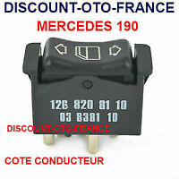 bouton interrupteur leve vitre   MERCEDES SL R107 W201 E190     - 1268208110