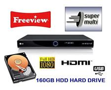 LG RHT497H 160GB HDD DVD Grabadora con TDT + región libre