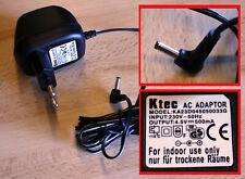 Ktek 4.5V AC Adapter KA23D045050033G - NEU