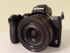 Nikon Z 50 20.9MP with 16-50mm VR Lens Kit Mirrorless Camera - Black