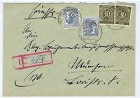 All.Bes./Gemeinsch.Ausg. Mi. 928(2), 947(2), Not-R-Mühldorf/Oberbay., 15.10.47,