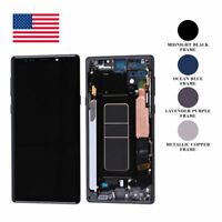 For Samsung Galaxy Note 9 LCD Display Touch Screen Assembly Replacement Best OEM