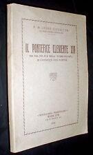 pontefice Clemente 14 storia papi Ludovico von Pastor / Leone Cicchitto