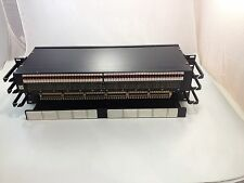 """Adc Dsx-Dr56-2 Panel Front Xcon 56 Ckt Black 23"""", Used / Complete"""
