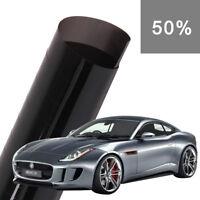 Window Tint Film 50% VLT Black Roll Car Auto House Home AU
