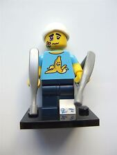 Lego Series 15 Minifigures, Clumsy Guy (Open) - 71011