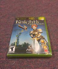 Knight's Apprentice Memorick's Adventures (Microsoft Xbox, 2004) Brand New