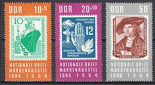 DDR 1964 Mi. Nr. 1056-1058 Postfrisch ** MNH