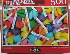 New 500 Piece Jigsaw Puzzle (Fortune Cookies) Puzzlebug